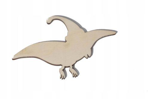 Scrapki - dinozaury 10 cm - komplet 6 sztuk